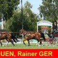 Duen Rainer GER  3rd Place CAI-A Altenfelden Golden Wheel Trophy , Golden Wheel CUP